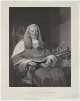 Sir Alexander James Edmund Cockburn, 12th Bt, by Thomas Lewis Atkinson - NPG D33693