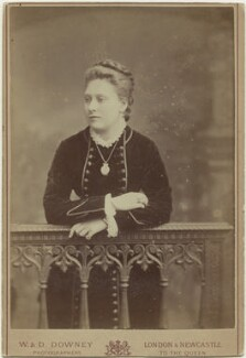 Princess Beatrice of Battenberg, by W. & D. Downey - NPG x87003