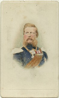 Frederick III, Emperor of Germany and King of Prussia, by Hermann Selle - NPG Ax46769