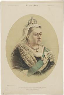 Queen Victoria, by Maclure & Macdonald, after  Andrew Maclure - NPG D33654