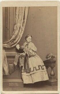 Princess Louise Caroline Alberta, Duchess of Argyll, by John Jabez Edwin Mayall, February 1861 - NPG x15569 - © National Portrait Gallery, London
