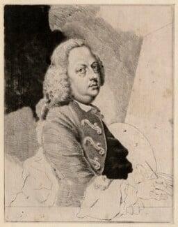 Thomas Worlidge, by Thomas Worlidge - NPG D4693