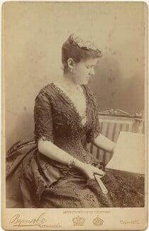 Princess Helen, Duchess of Albany, by Byrne & Co - NPG x3810