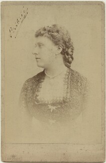 Princess Beatrice of Battenberg, by Alexander Bassano - NPG x32973