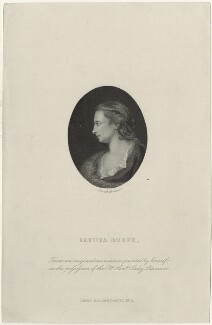 Letitia Bushe, by Joseph Brown, after  Letitia Bushe - NPG D33704