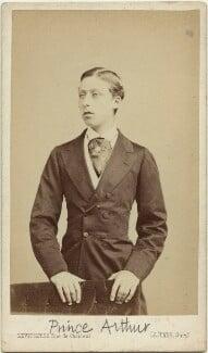 Prince Arthur, 1st Duke of Connaught and Strathearn, by Augustin Aimé Joseph Le Jeune - NPG x26134