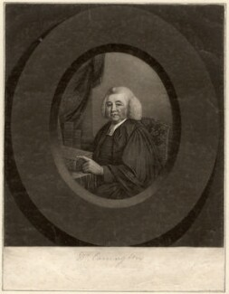 probably James Carrington, probably by James Watson, probably after  James Nixon - NPG D9296