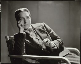 Radclyffe Hall, by Howard Coster - NPG x10422