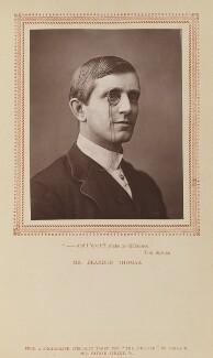 (Walter) Brandon Thomas, by Herbert Rose Barraud, published by  Carson & Comerford - NPG Ax9289