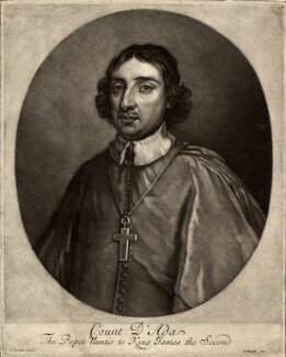 Ferdinando d'Adda, by Isaac Beckett, after  Unknown artist - NPG D9297