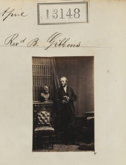 Benjamin Gibbons, by Camille Silvy - NPG Ax62789