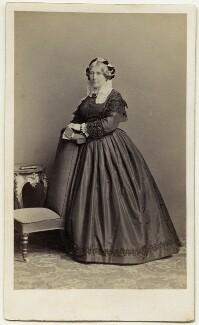 Mrs Gibbons, by Thomas Richard Williams - NPG Ax47008
