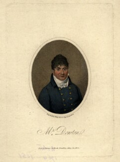 William Dowton, by William Ridley, published by  Vernor & Hood - NPG D9300