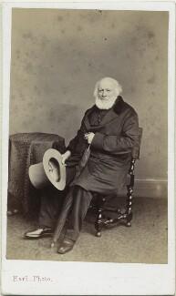 Benjamin Gibbons, by Francis Charles Earl - NPG Ax47019