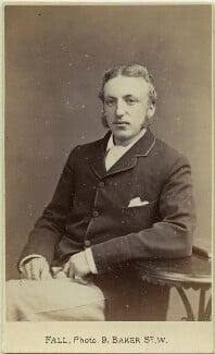 John Skipworth Gibbons, by Thomas Fall - NPG Ax47013
