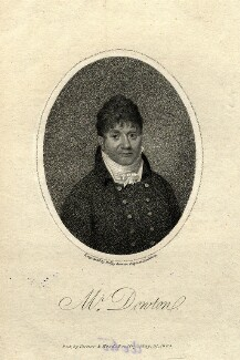 William Dowton, by William Ridley, published by  Vernor & Hood - NPG D9310