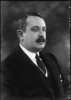Harcourt Johnstone, by Bassano Ltd, 25 May 1932 - NPG x153727 - © National Portrait Gallery, London