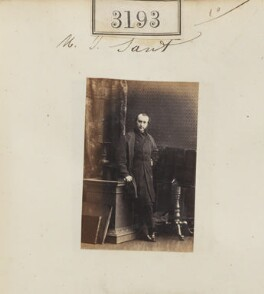James Sant, by Camille Silvy - NPG Ax52593