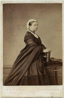 Queen Victoria, by W. & D. Downey - NPG x127209