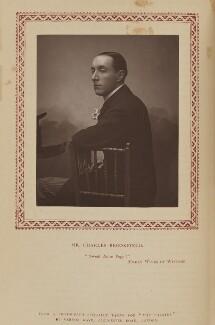 Charles Hallam Elton Brookfield, by Vernon Kaye, published by  Strand Publishing Company - NPG Ax9340