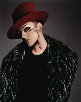 Boy George, by Michael Thompson - NPG x132126