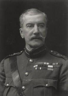 Sir Arthur Henry Fitzroy Paget, by Walter Stoneman - NPG x28643