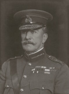 Sir Arthur Henry Fitzroy Paget, by Walter Stoneman - NPG x132054
