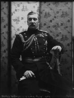 Sir Arthur Henry Fitzroy Paget, by Bassano Ltd - NPG x33825