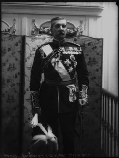 Sir Arthur Henry Fitzroy Paget, by Bassano Ltd - NPG x33828