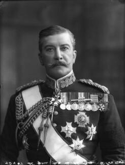 Sir Arthur Henry Fitzroy Paget, by Bassano Ltd - NPG x33831