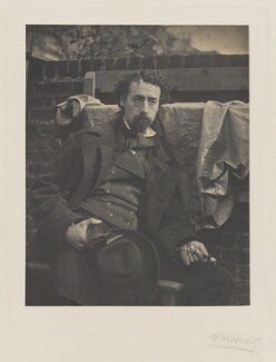 Charles Samuel Keene, by Horace Harral - NPG P861