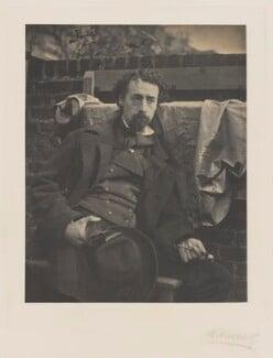 Charles Samuel Keene, by Horace Harral, 1860s - NPG P861 - © National Portrait Gallery, London