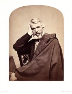 Thomas Carlyle, by Elliott & Fry - NPG x5661