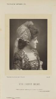 (Lilian) Decima Moore, by Herbert Rose Barraud, published by  Eglington & Co - NPG Ax9375