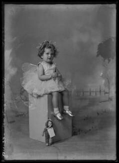 Virginia Tate, by Bassano Ltd - NPG x153853