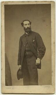 Philip Hermogenes Calderon, by Pierre Petit, circa 1860 - NPG x127214 - © National Portrait Gallery, London
