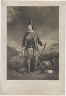 King Edward VII, by Richard James Lane, and by  James Henry Lynch, published by  John Mitchell, after  William Frederick Lake Price - NPG D33834