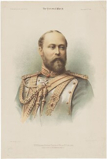 King Edward VII, by Maclure & Macdonald, after  Andrew Maclure - NPG D33842