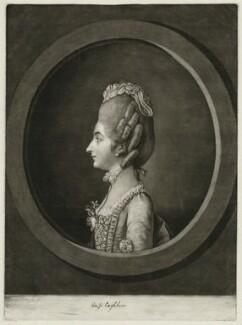 Miss Coghlan, by John Raphael Smith, after  Thomas Gainsborough - NPG D33867