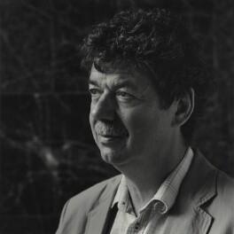 Simon David Manton White, by Lucinda Douglas-Menzies - NPG x132198