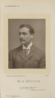 Harry Reeves-Smith, by Barrauds Ltd, published by  Eglington & Co - NPG Ax28821