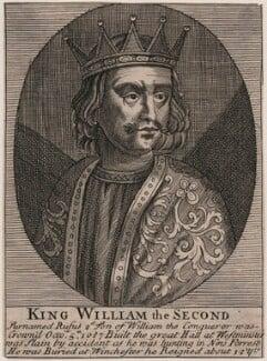 King William II ('Rufus'), after Unknown artist,  - NPG D33922 - © National Portrait Gallery, London