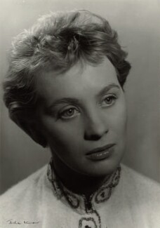 Mai Zetterling, by Ida Kar - NPG x132119