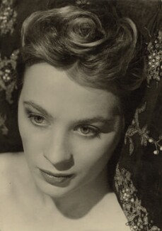 Mai Zetterling, by Ida Kar, 1953 - NPG  - © National Portrait Gallery, London