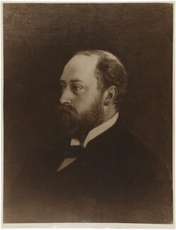 King Edward VII, published by F. Barsotti, after  Michele Gordigiani - NPG D33846