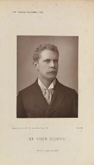 Frank Gillmore, by Alfred Ellis, published by  Eglington & Co - NPG Ax28841