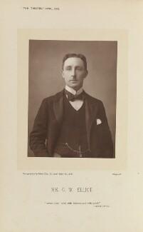 W.G. Elliot, by Alfred Ellis, published by  Eglington & Co - NPG Ax28853