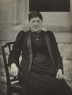(Amélie) Julie Charlotte (née Castelnau), Lady Wallace, by Walter Scott - NPG x15501