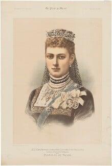 Queen Alexandra, by Maclure & Macdonald, after  Andrew Maclure - NPG D33951
