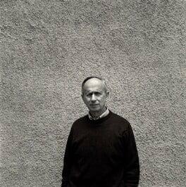 Leon Kossoff, by Toby Glanville, May 1996 - NPG x132239 - © Toby Glanville